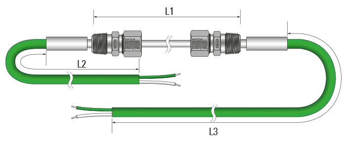 IECEx Approved Thermocouple Feedthrough Assemblies