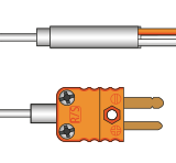 Miniature Type S Thermocouples